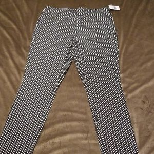 Nwt The Limited ankle pants
